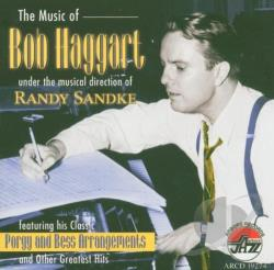 Haggart, Bob - Music of Bob Haggart CD Cover Art