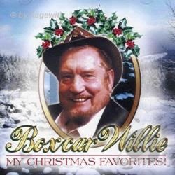 Boxcar Willie - My Christmas Favorites! CD Cover Art