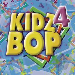 Kidz Bop Kids - Kidz Bop, Vol. 4 CD Cover Art