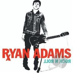 Adams, Ryan - Rock N Roll CD Cover Art
