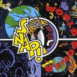 Snap - World Power CD Cover Art