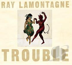 LaMontagne, Ray - Trouble CD Cover Art