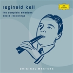 Kell, Reginald - Complete American Decca Recordings CD Cover Art