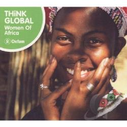 Think Global: Woman Of Africa CD Cover Art