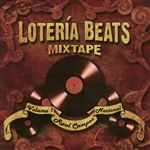 Loteria Beats Mixtape Vol. 1 CD Cover Art