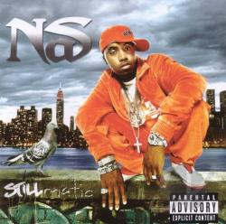 Nas - Stillmatic CD Cover Art