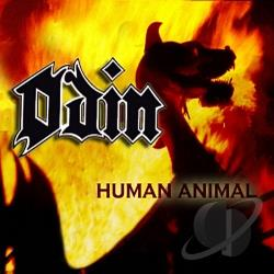 Odin - Human Animal CD Cover Art