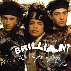 Brilliant - Kiss the Lips of Life CD Cover Art
