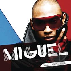 Miguel - All I Want Is You CD Cover Art