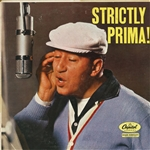 Prima, Louis - Strictly Prima! DB Cover Art