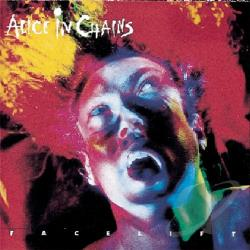 Alice In Chains - Facelift CD Cover Art
