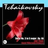 Tchaikovsky: Symphony no 3 / Adrian Boult, London PO DVA Cover Art