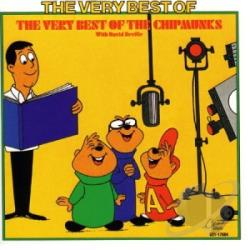 Chipmunks - Very Best Of CD Cover Art