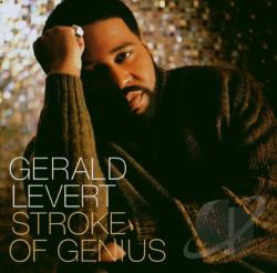 Levert, Gerald - Stroke of Genius CD Cover Art