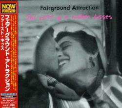 Fairground Attraction - Ay First Kiss CD Cover Art
