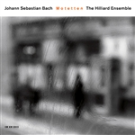 Bach / Hilliard Ensemble - J.S. Bach: Motetten CD Cover Art