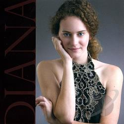 Mccorry, Diana - Diana CD Cover Art