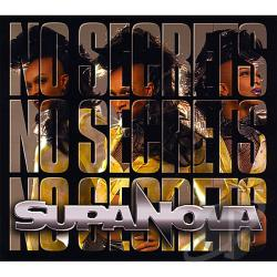 Supanova - No Secrets CD Cover Art