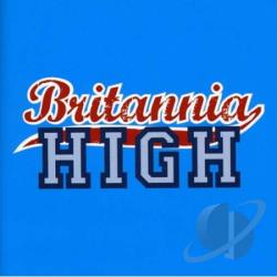 Britannia High CD Cover Art