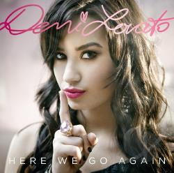 Lovato, Demi - Here We Go Again CD Cover Art
