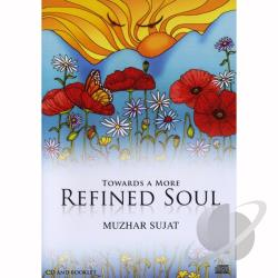 Muzhar Sujat - Towards A More Refined Soul CD Cover Art