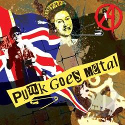 Punk Goes Metal CD Cover Art
