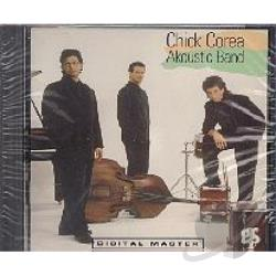 Chick Corea's Akoustic Band - Akoustic Band CD Cover Art