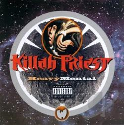 Priest, Killah - Heavy Mental CD Cover Art