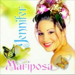 Jennifer Y Los Jetz - Mariposa CD Cover Art