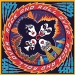 Kiss - Rock and Roll Over CD Cover Art