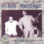 Puente, Tito - Very Best of Tito Puente & Vicentico Valdes CD Cover Art