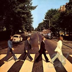 Beatles - Abbey Road LP Cover Art
