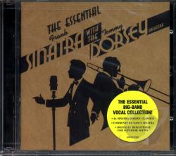 Sinatra, Frank - Essential Frank Sinatra with the Tommy Dorsey Orchestra CD Cover Art