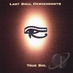 Last Soul Descendents - True Sol CD Cover Art