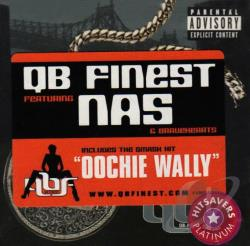 Nas / QB Finest - Nas & Ill Will Records Presents: QB Finest CD Cover Art