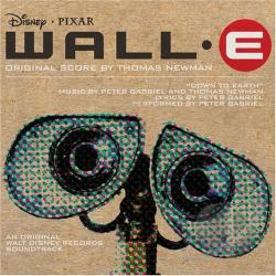 Tom Newman - Wall-E CD Cover Art