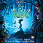 Newman, Randy - Princess and the Frog CD Cover Art