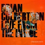 Culbertson, Brian - Live From The Inside DB Cover Art