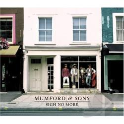 Mumford & Sons - Sigh No More CD Cover Art