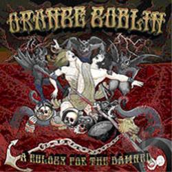 Orange Goblin - Eulogy for the Damned CD Cover Art