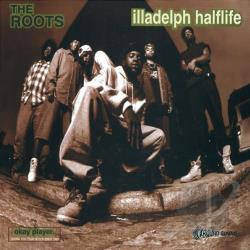 Roots - Illadelph Halflife CD Cover Art