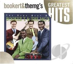 Booker T. & The MG's - Very Best of Booker T. & the MG's CD Cover Art