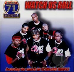 71 North - Watch Us Roll CD Cover Art