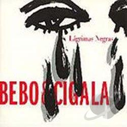 Diego El Cigala / Valdes, Bebo - Lagrimas Negras CD Cover Art