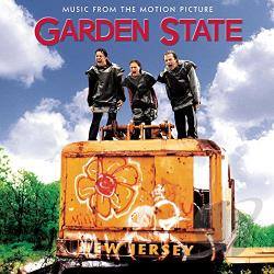 Garden State CD Cover Art