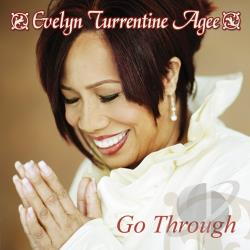 Turrentine-Agee, Evelyn - Go Through CD Cover Art