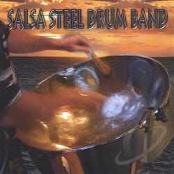 Harris, Bill - Salsa Steel Drum Band CD Cover Art