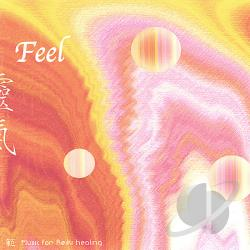 Nory - Feel CD Cover Art