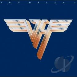 Van Halen - 2 CD Cover Art