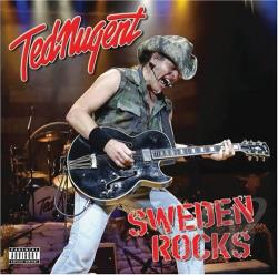 Nugent, Ted - Sweden Rocks CD Cover Art